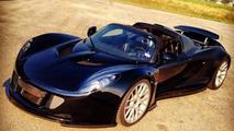 2013 Hennessey Venom GT Spyder 21.5.2012