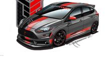 Ford Focus ST Tanner Foust