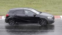 2013 Mercedes A25 AMG spy photo 25.4.2012