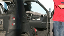 SPY PHOTOS: smart fortwo interior