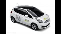Kia Venga EV Concept