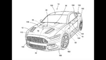 Ford Thermal Graphics Patent