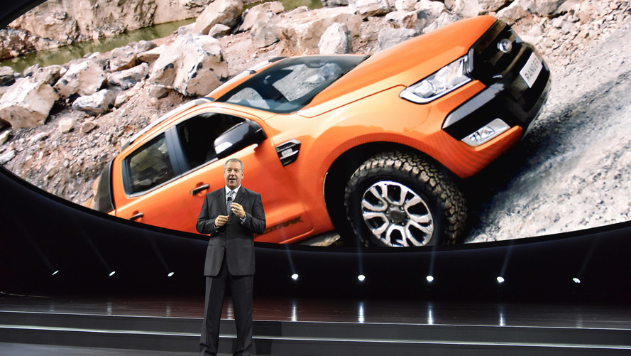 2019 Ford Ranger Announcement