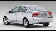 Veja os 7 passos da trajetória do Honda Civic no Brasil, que completa 18 anos