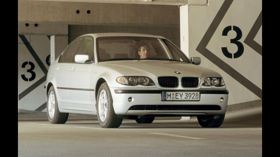 BMW convoca recall do Série 3 no Brasil para substituição do airbag