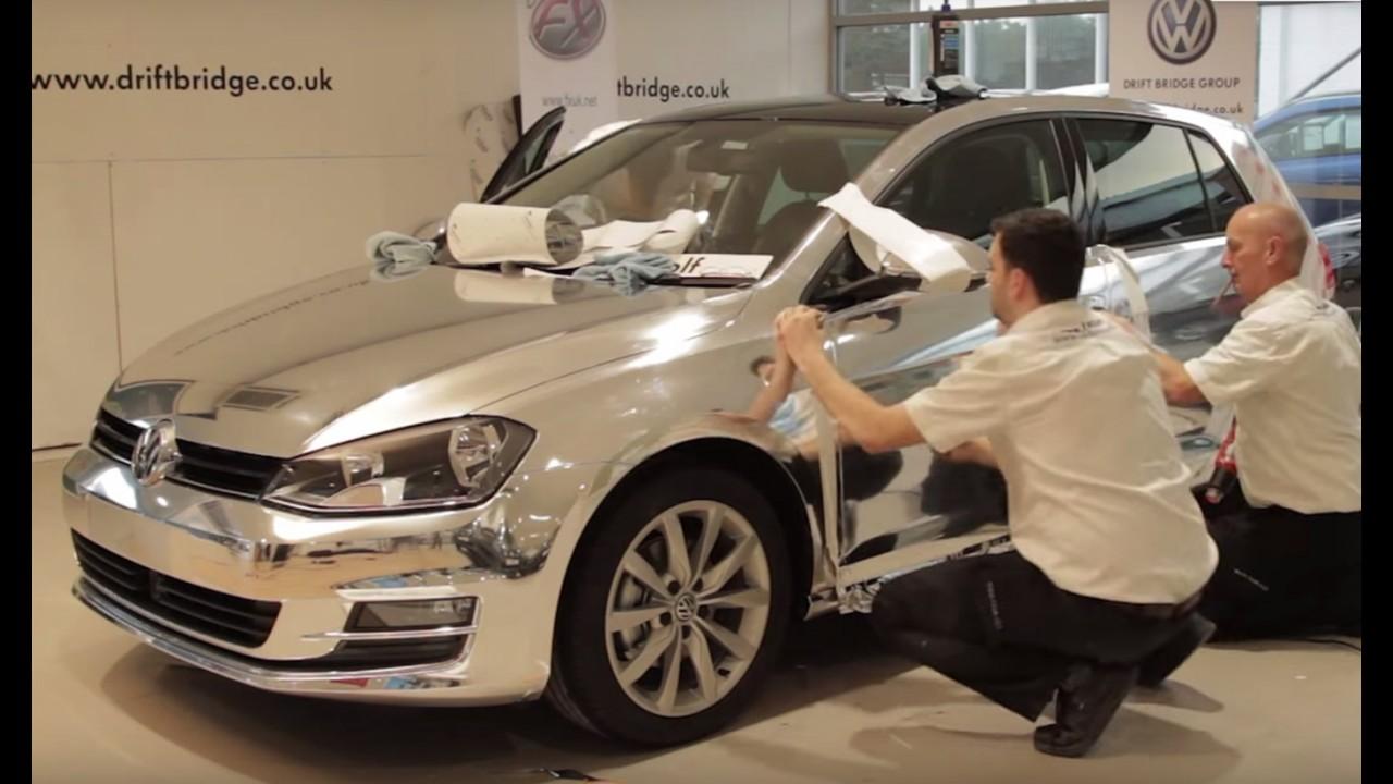 Envelopamento de carros exige cuidados e regularização da documentação