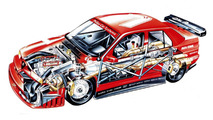 Alfa Romeo 155 V6 TI