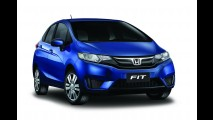 Honda Fit 2016 corrige acabamento e parte de R$ 51,6 mil