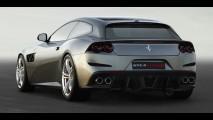 Sucessora da FF, Ferrari GTC4 Lusso estreia em Genebra - veja fotos