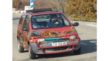 Renault Twingo art car
