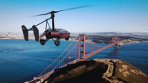 PAL-V Liberty l'auto volante di serie