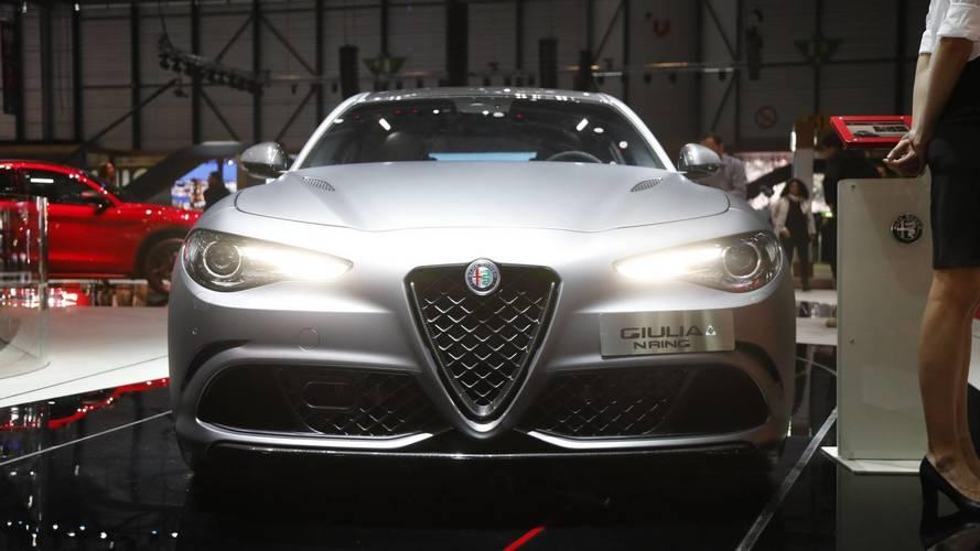Alfa Romeo au salon de Genève 2018