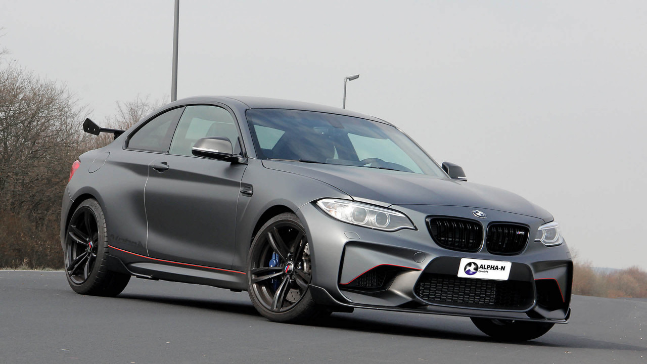 Alpha-N baut Trackday-M2