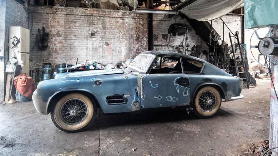 Cette Jaguar XK140 unique découverte à Gand bientôt en vente !