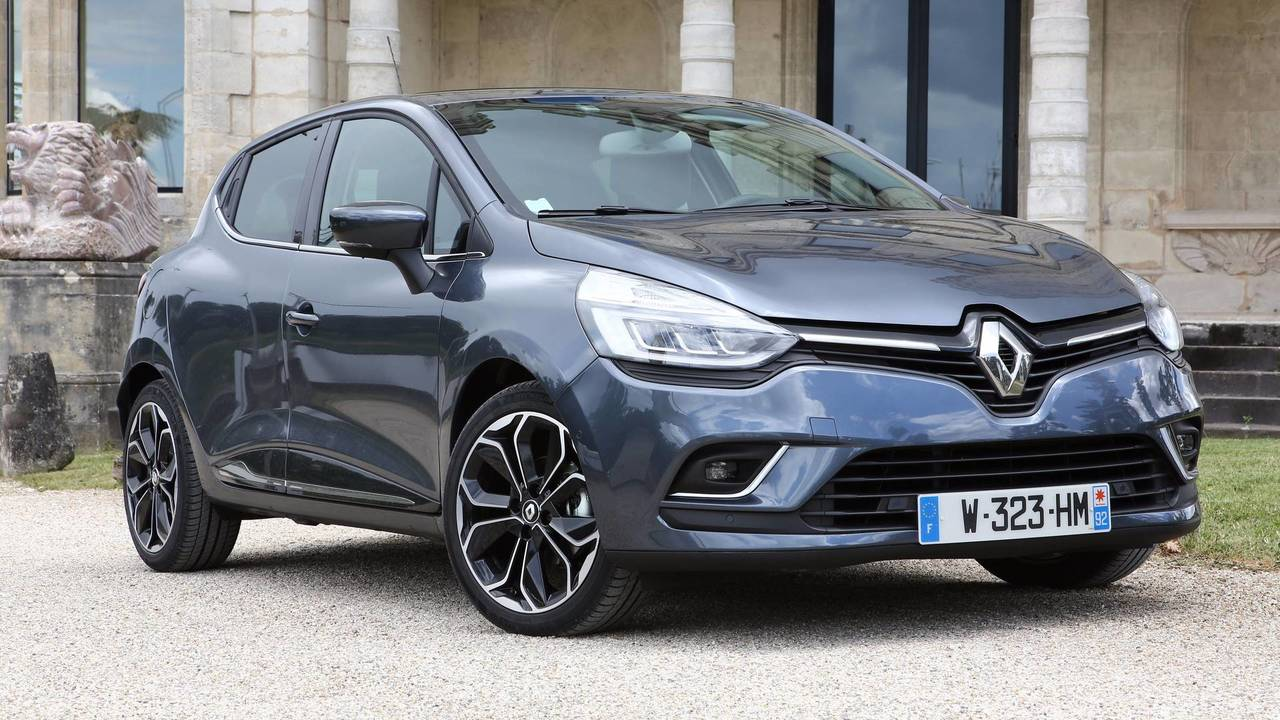 Renault Clio IV - Phase 2