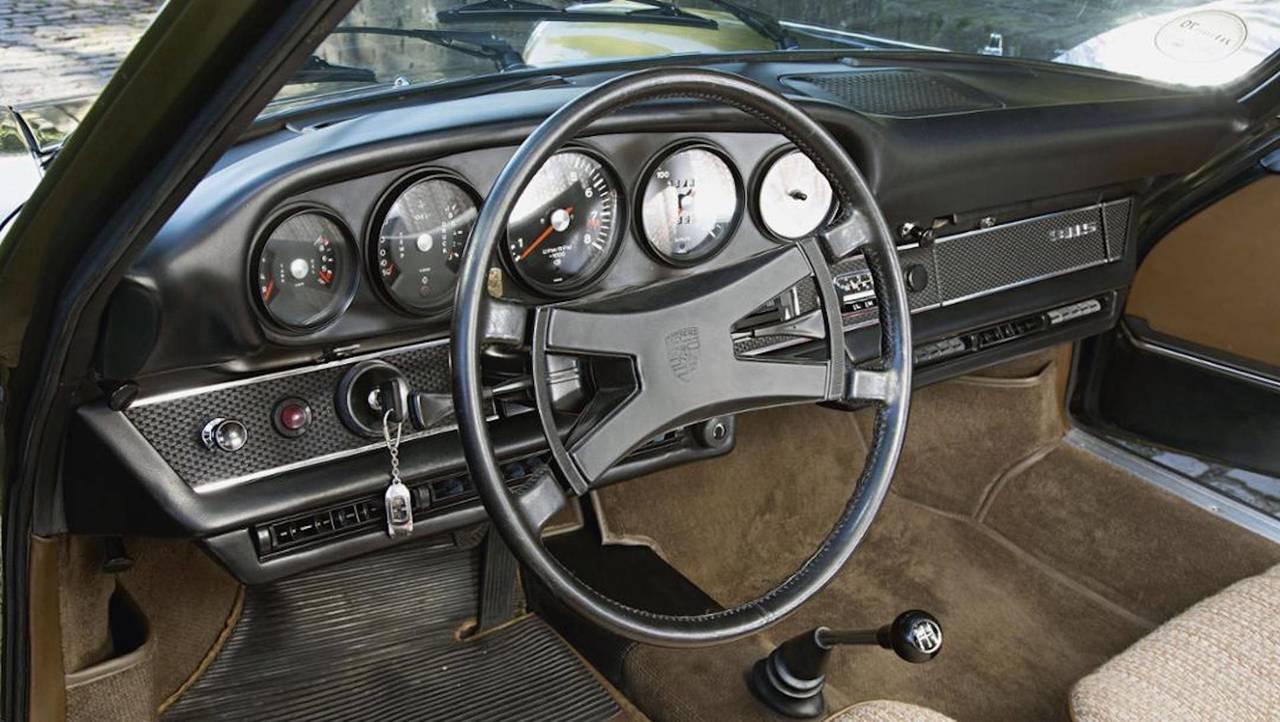 Ferry Porsche's 1969 911 S