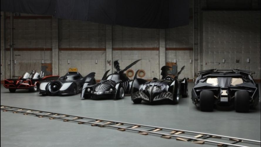 La Batmobile, evoluzione di un'icona