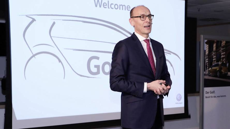 El Volkswagen Golf 8 comenzará a producirse en junio de 2019