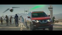 Nissan X-Trail e Star Wars: Rogue One 006