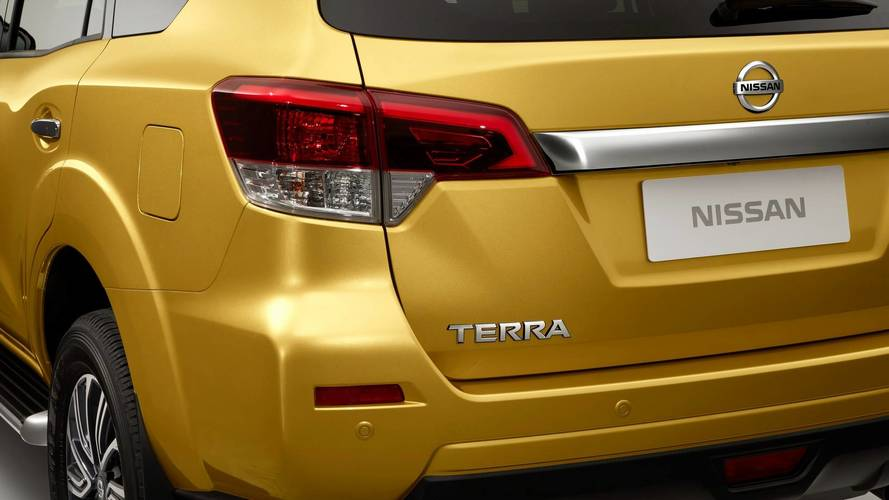 2018 Nissan Terra