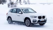 Fotos espía BMW iX3 2018