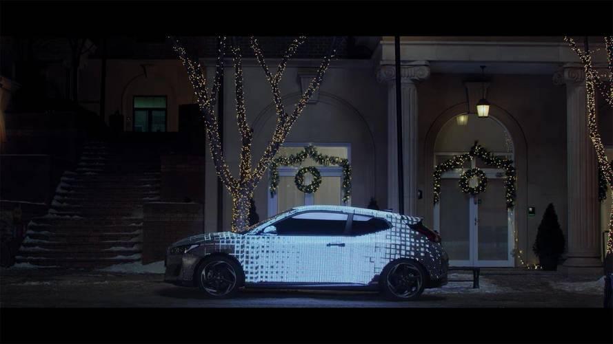 Nouveau Hyundai Veloster vidéo teaser