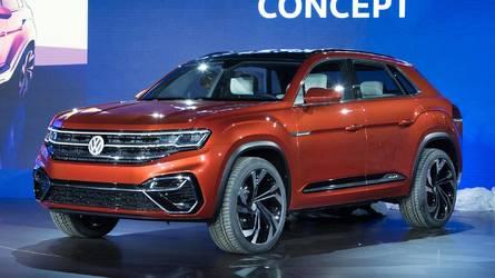 Volkswagen dévoile l'Atlas Cross Sport concept à New York