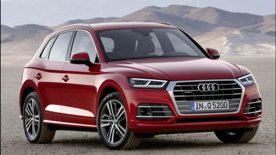 Nuova Audi Q5, benvenuta nell'era moderna
