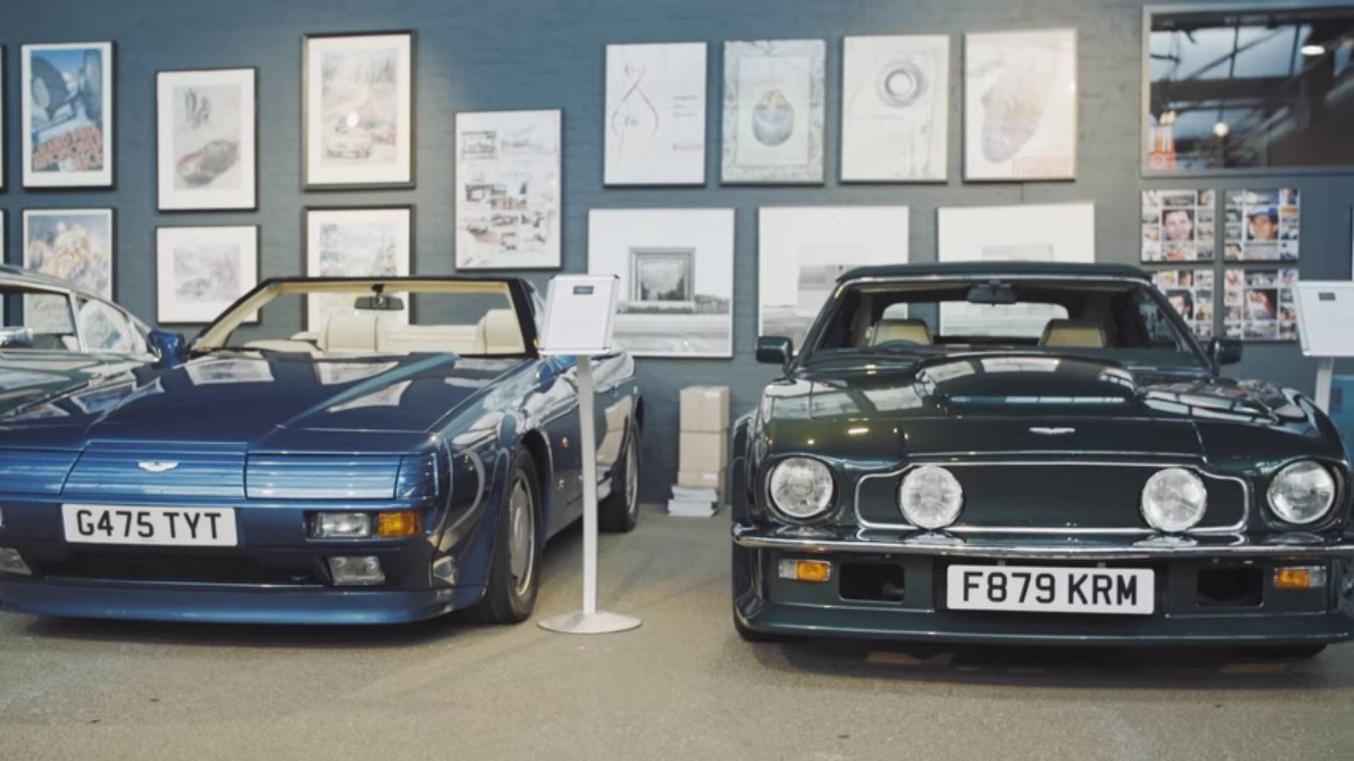 This Epic Dealership In London Is A Car Guy\'s Heaven