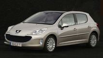 SPY PHOTOS: Peugeot 308 - Artist Impression