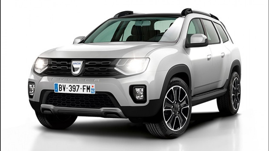 Nuova Dacia Duster, c'è posto per sette
