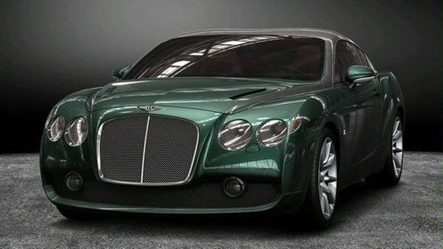 Leaked: Bentley Zagato GTZ Ahead of Geneva Debut