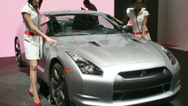 Nissan GT-R on European soil
