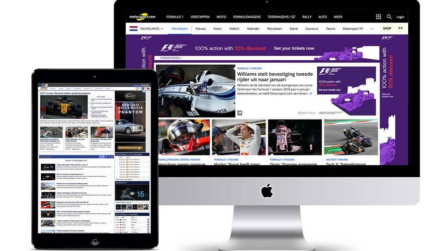 Motorsport.com Acquires Netherlands  GPUpdate.net