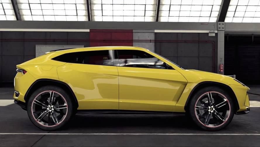 Lamborghini Urus Forza 7
