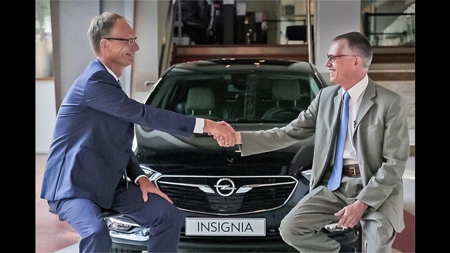 Jetzt gehört Opel offiziell zu PSA