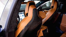 T Sportline Tesla Leather Interior