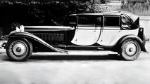 Bugatti Type 41 Royale Type #6 - Berline de voyage