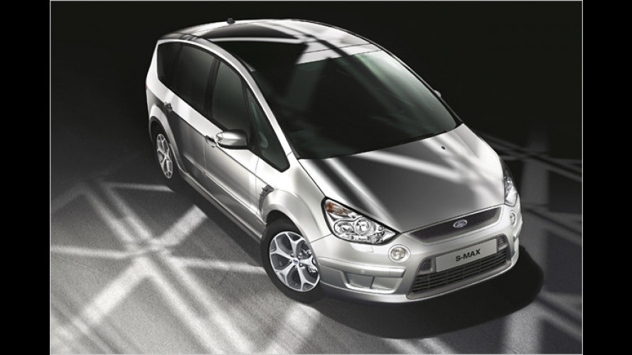 Neuer Ford S-Max mit Styling-Paket Individual
