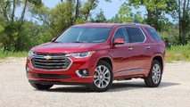 2018 Chevy Traverse: First Drive