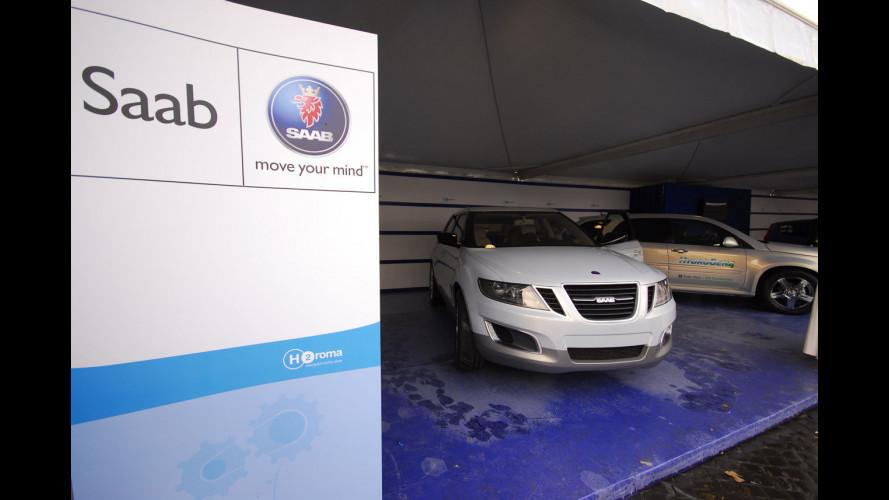 GM dà un assaggio di emissioni zero ad H2Roma