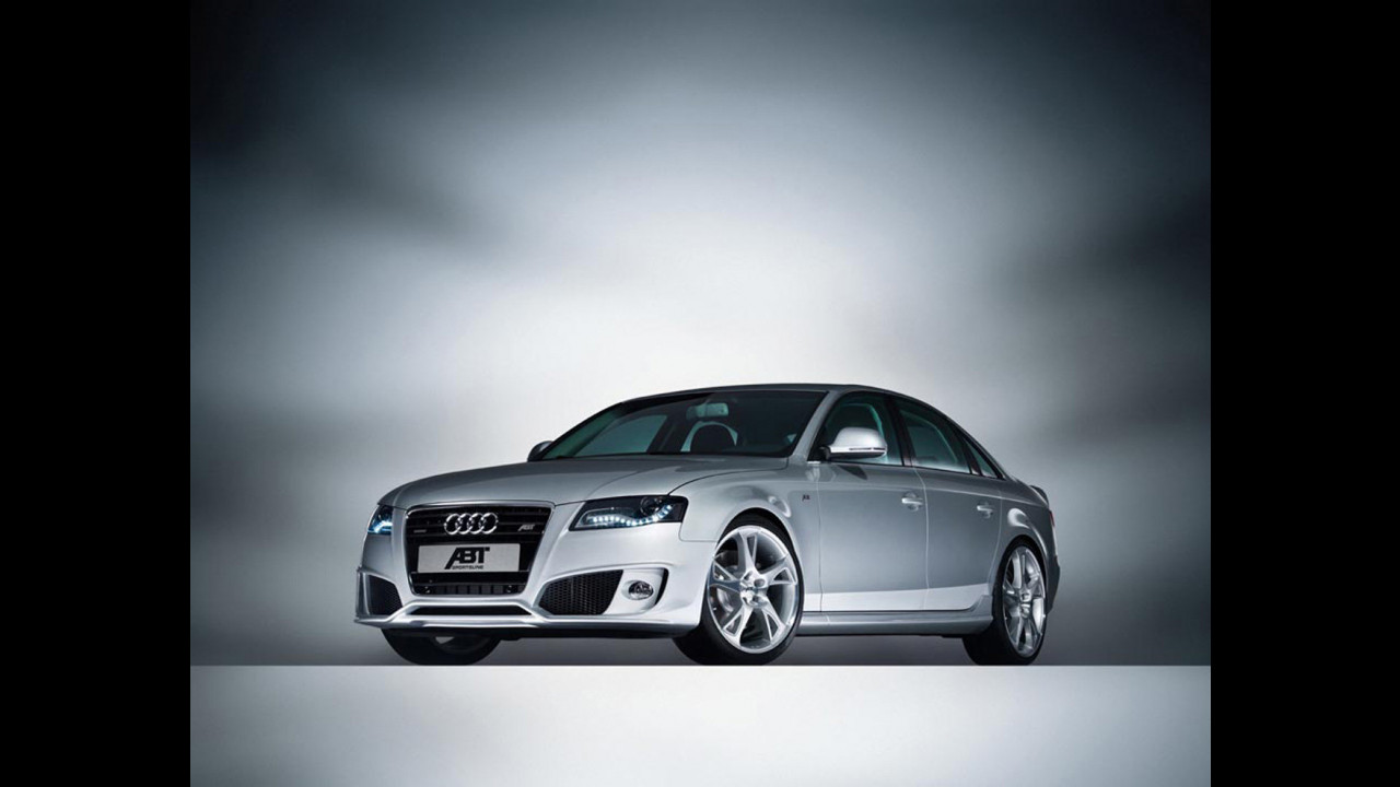 Audi AS4 by Abt