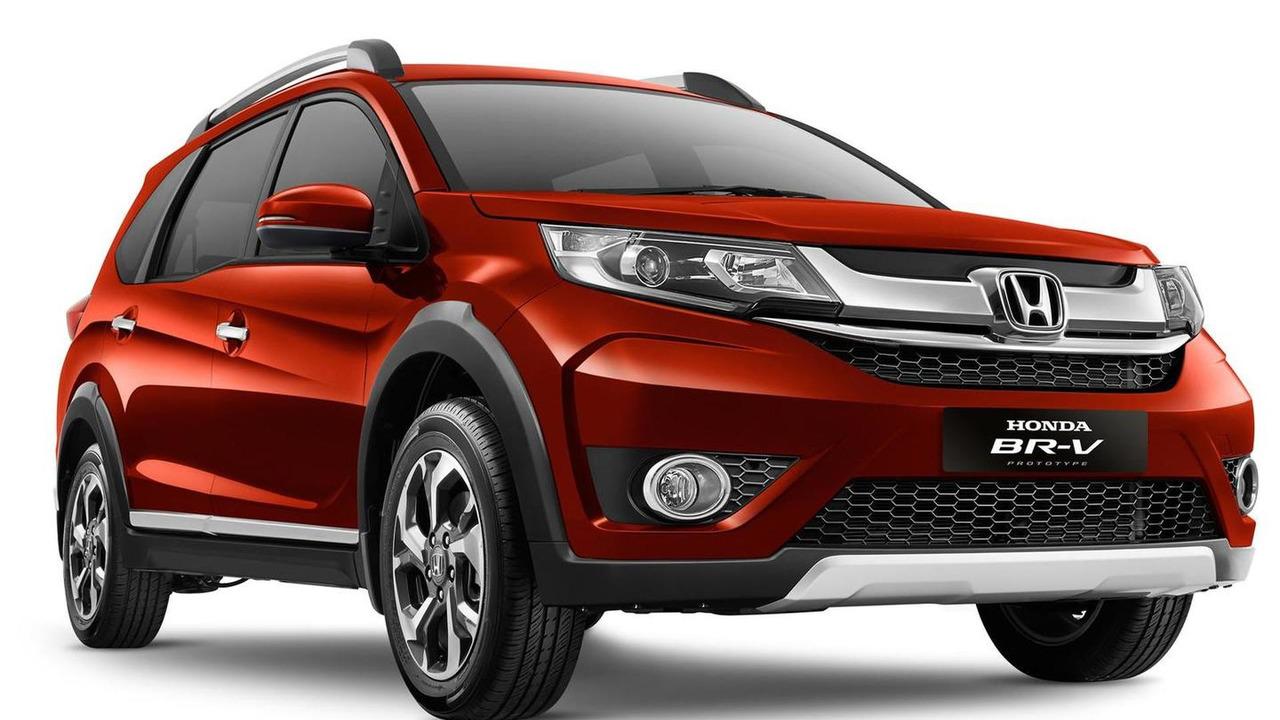 Honda BR-V prototype