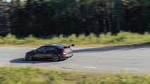 Volvo Polestar Cyan Racing S60 race car