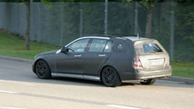 SPY PHOTOS: Mercedes C-Class Estate