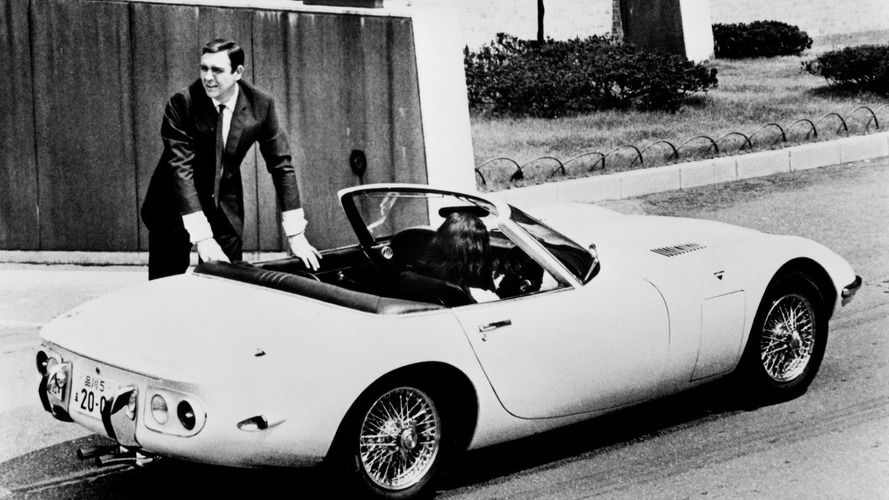 Spécial 007 - La Toyota 2000 GT de James Bond