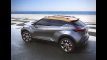 Nissan Kicks será revelado em maio como carro oficial das Olimpíadas Rio 2016