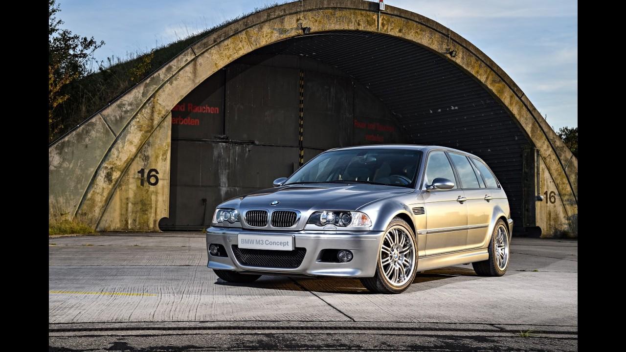 """Nos 30 anos, BMW M3 mostra seus mais """"diferentes"""" conceitos"""