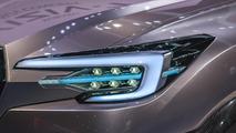 Subaru Viziv-7 crossover konsepti