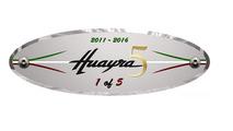 Pagani Huayra Weight Race tasarım yorumu